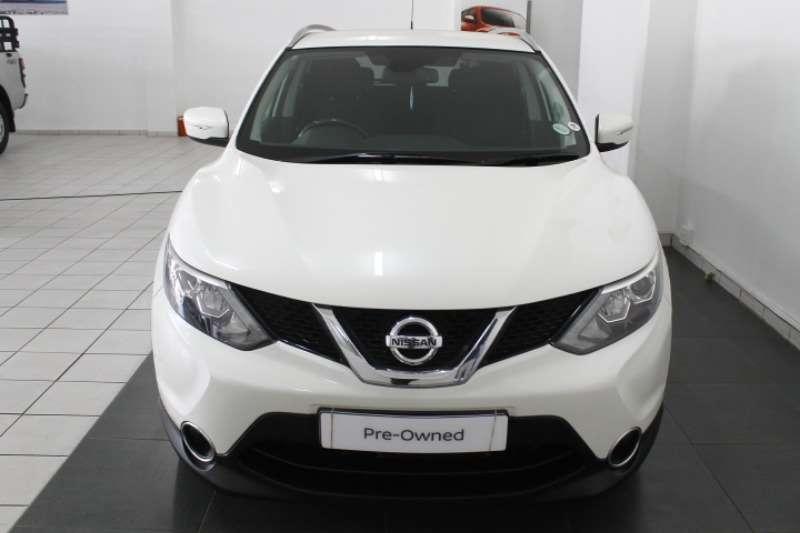 2014 Nissan Qashqai 1.6dCi Acenta auto