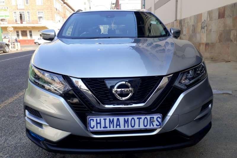 2018 Nissan Qashqai 1.5dCi Acenta