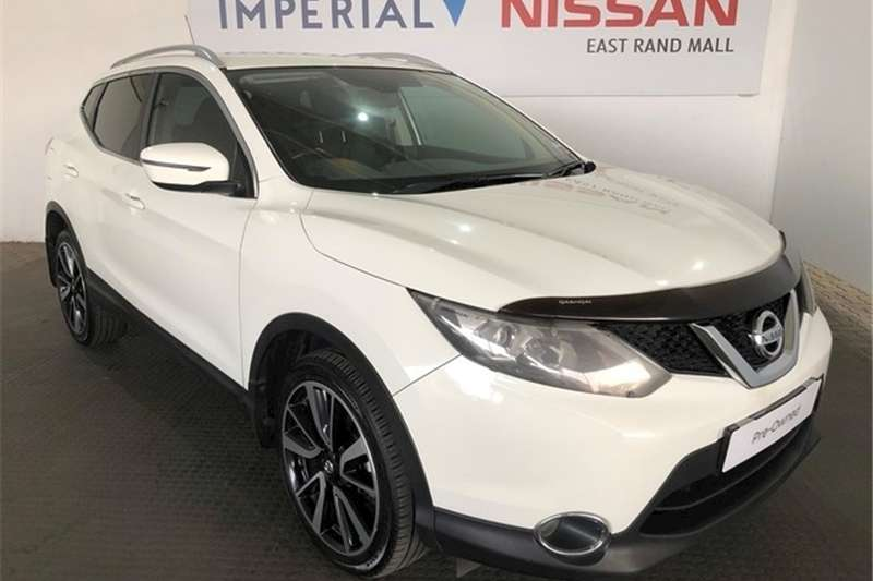 2015 Nissan Qashqai 1.6dCi Acenta auto