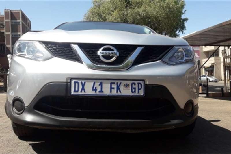 2015 Nissan Qashqai 1.6 Acenta