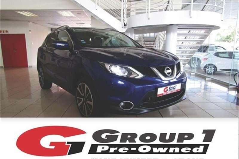 2015 Nissan Qashqai 1.6dCi Acenta AWD