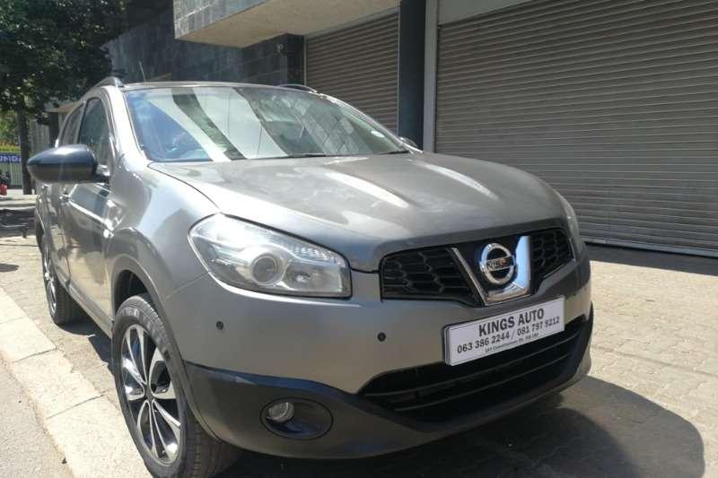 2013 Nissan Qashqai 2.0 Acenta Limited Edition