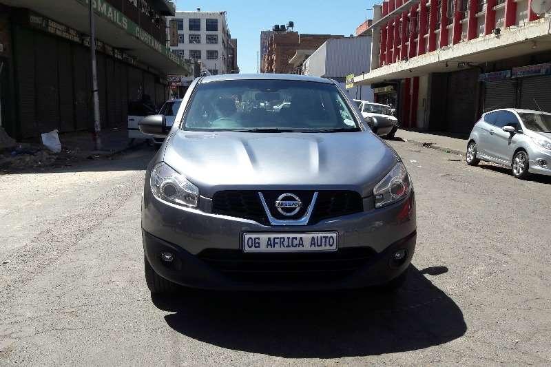 2010 Nissan Qashqai 1.6 Visia