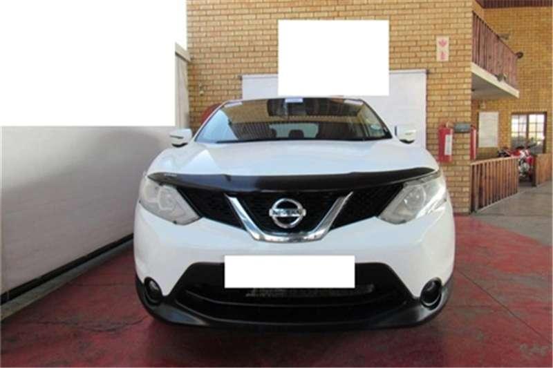 2017 Nissan Qashqai 1.5dCi Acenta