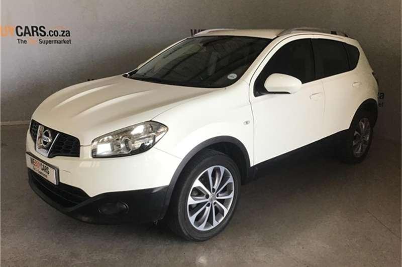 2014 Nissan Qashqai 2.0 Acenta