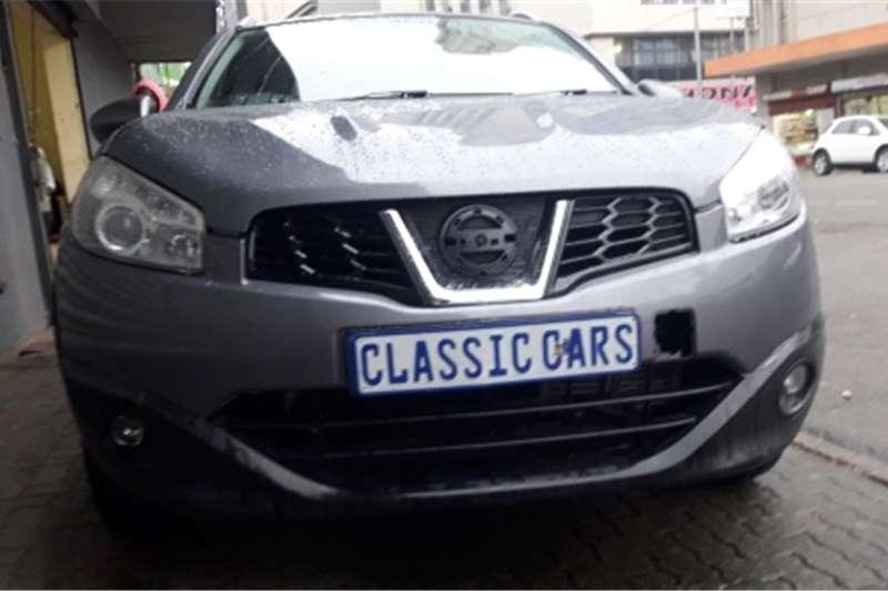 2013 Nissan Qashqai 2.0 Acenta auto