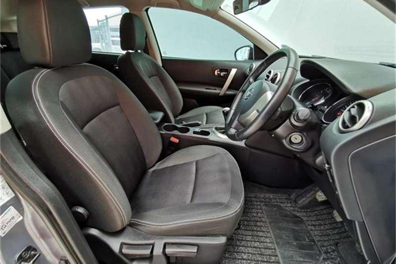 2013 Nissan Qashqai 1.6 Acenta