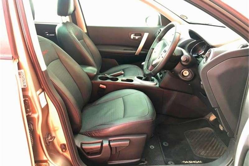 2011 Nissan Qashqai 2.0 n tec