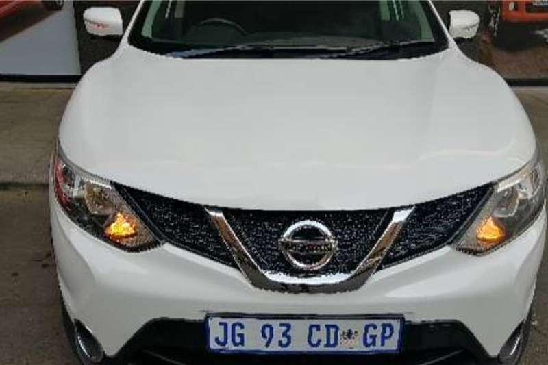 2016 Nissan Qashqai QASHQAI 1.5 dCi ACENTA