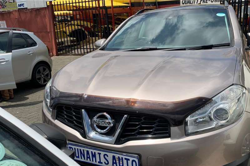 2015 Nissan Qashqai 1.6 Acenta Limited Edition