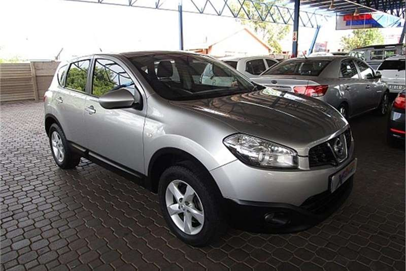 2012 Nissan Qashqai 1.5dCi Acenta