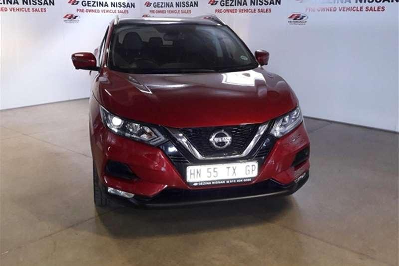 2018 Nissan Qashqai QASHQAI 1.5 dCi TEKNA