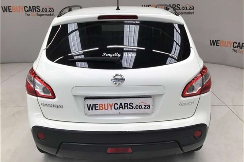 2014 Nissan Qashqai 1.6 Acenta n tec