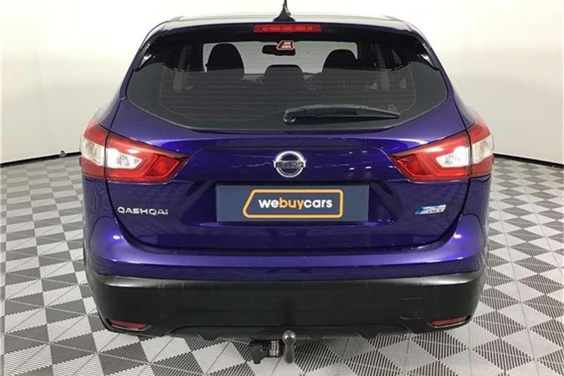 2015 Nissan Qashqai 1.5dCi Acenta