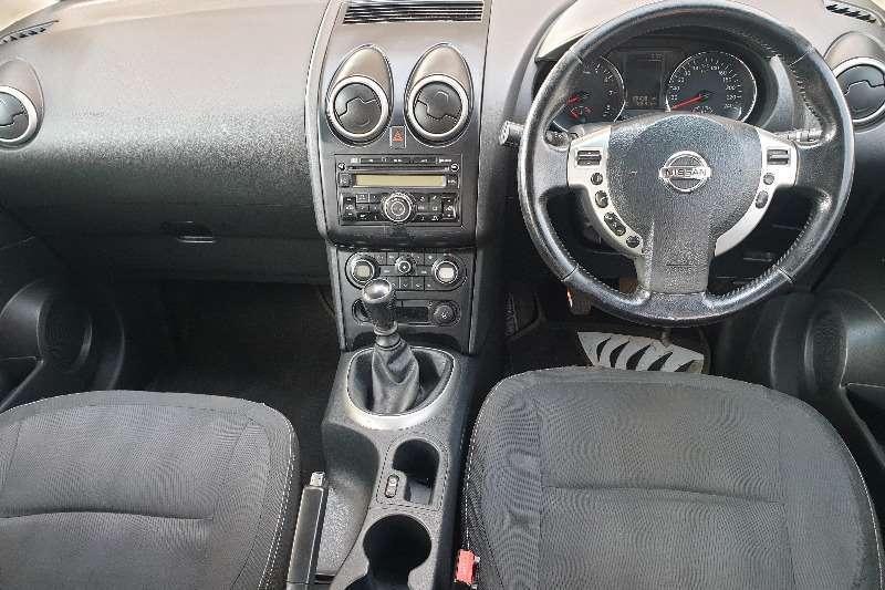 2011 Nissan Qashqai