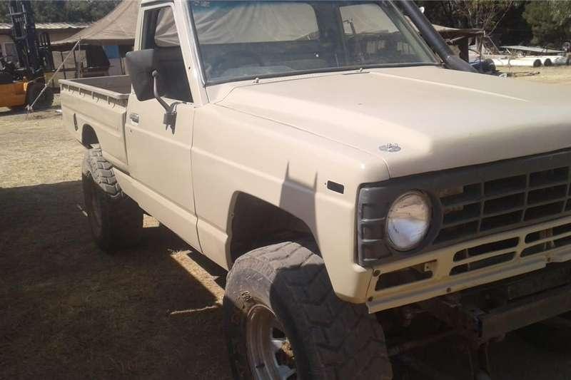 Nissan Safari 1980