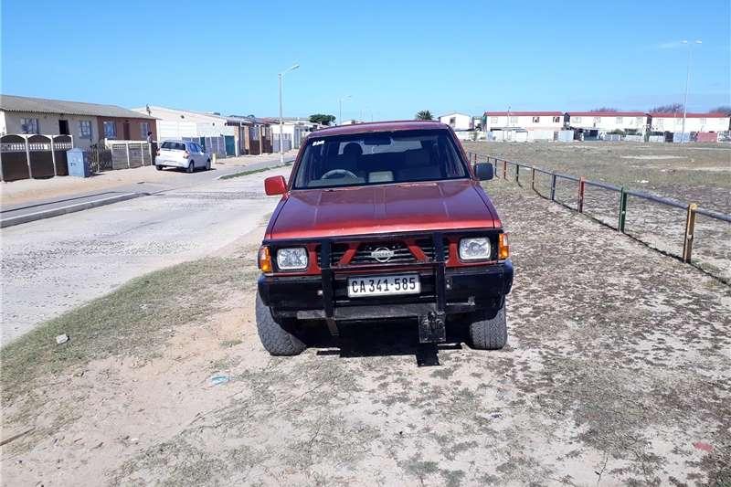 Nissan Sani 1989