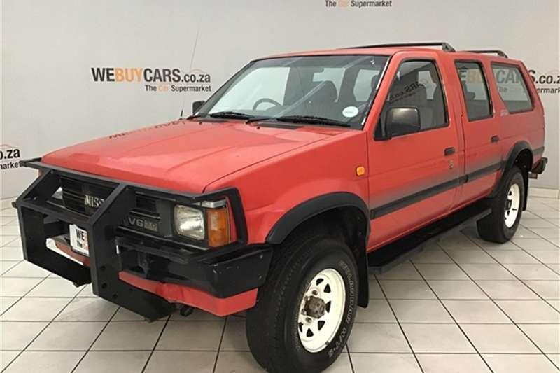 Nissan Sani 1991