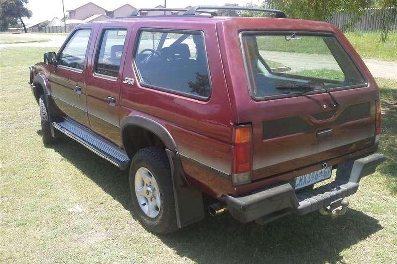 Nissan Sani 1996