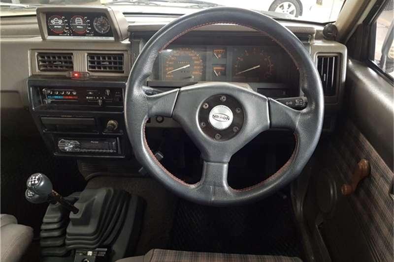 Nissan Sani 3.0 4X4 P/U D/C 1995