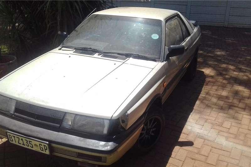 Nissan Sentra 1.6 Acenta 1989