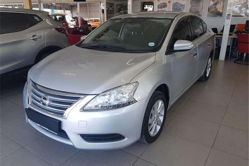 Nissan Sentra 1.6 Acenta 2013