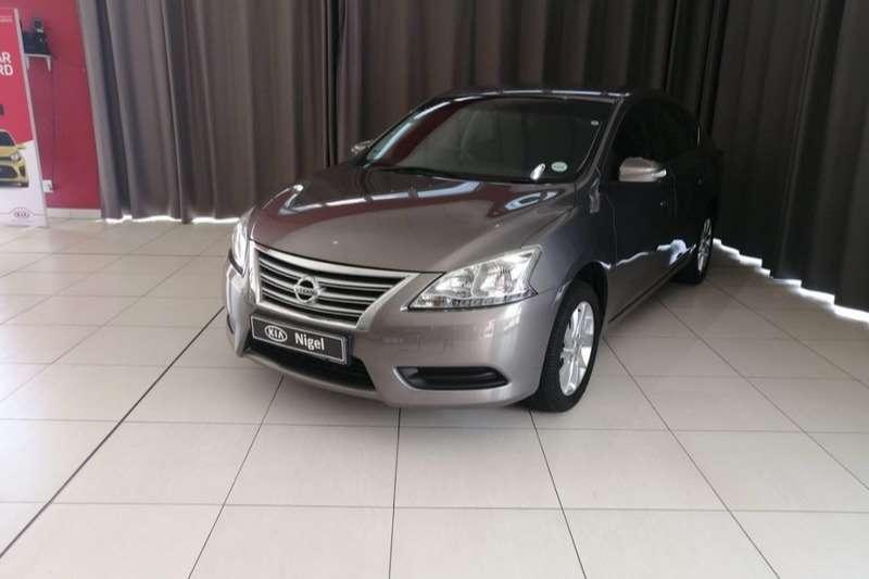Nissan Sentra 1.6 Acenta 2014