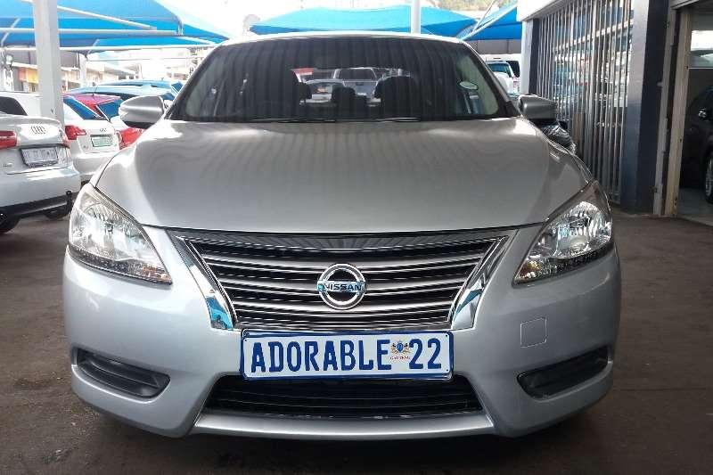 Nissan Sentra 1.6 Acenta 2015