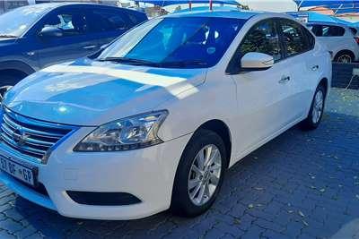 2016 Nissan Sentra Sentra 1.6 Acenta