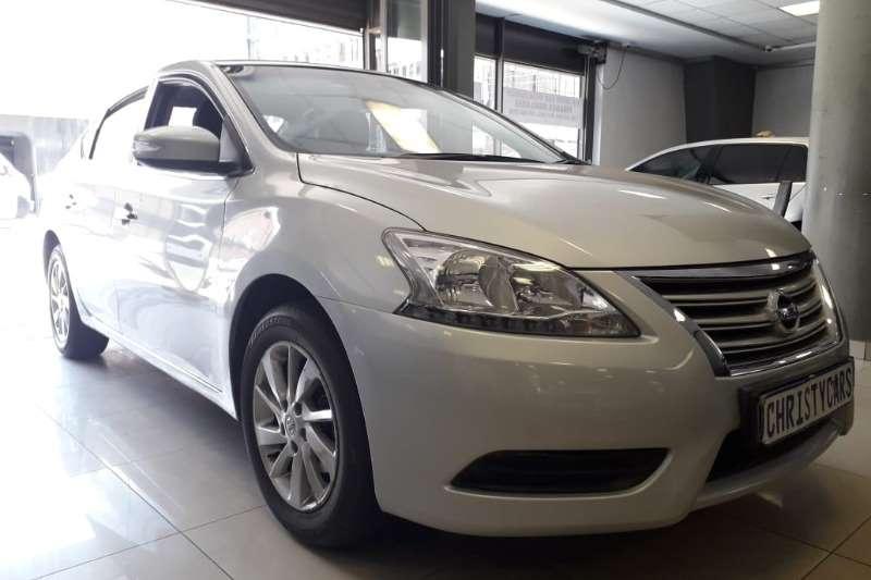 Nissan Sentra 1.6 Acenta auto 2014