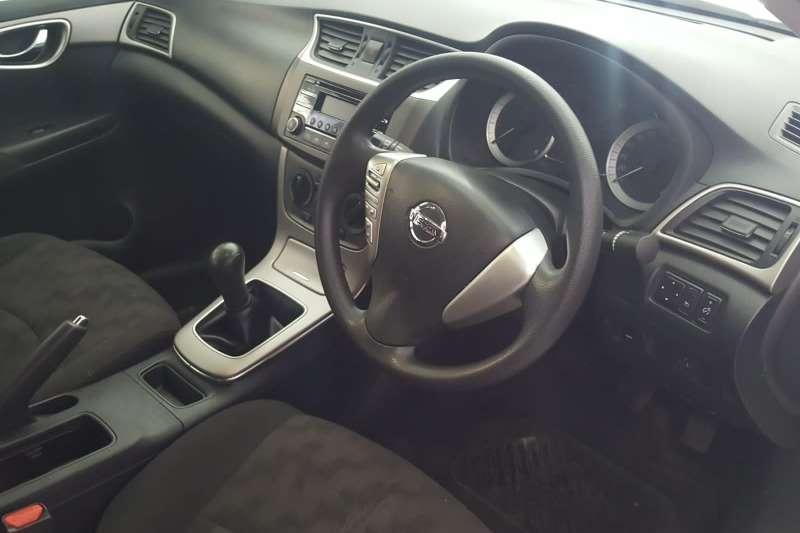 Used 2015 Nissan Sentra 1.6 Acenta auto