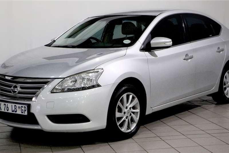 Nissan Sentra 1.6 Acenta CVT 2015