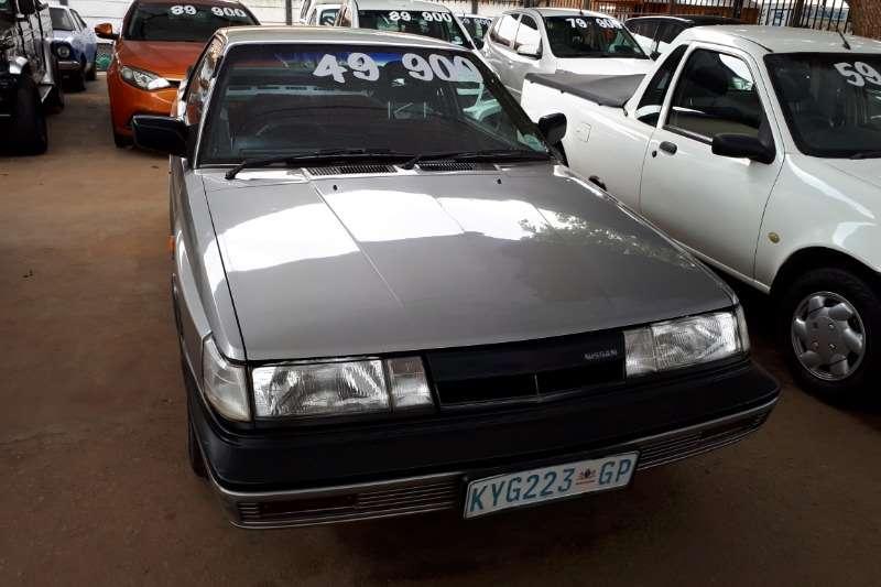 Nissan Sentra 1.6 GXEi 1988