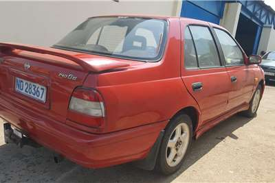 Nissan Sentra 140i Gxi 2002