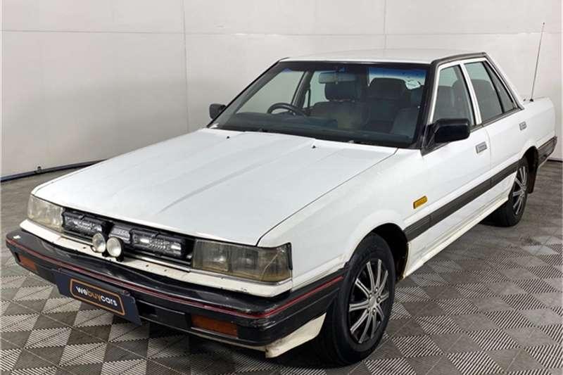 Used 1986 Nissan Skyline