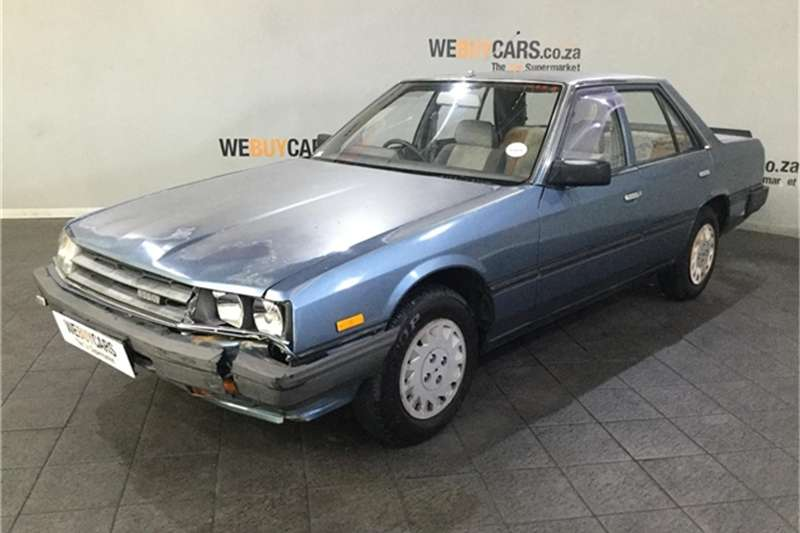 Nissan Skyline 1987