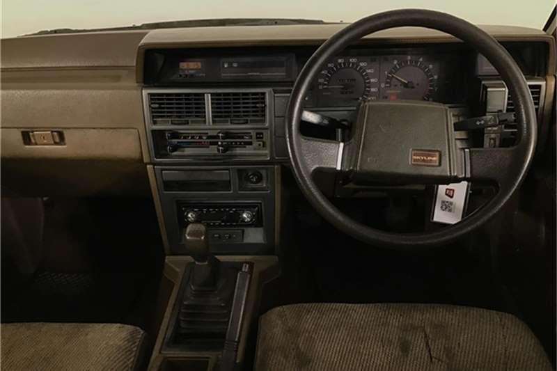 Used 1990 Nissan Skyline