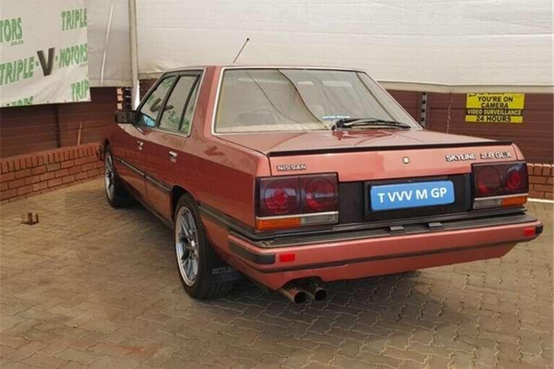 Nissan Skyline 2.8 GLX 1984