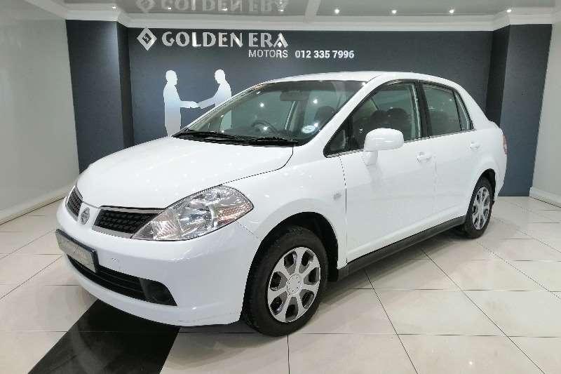 Nissan Tiida 1.6 Visia+ 2011