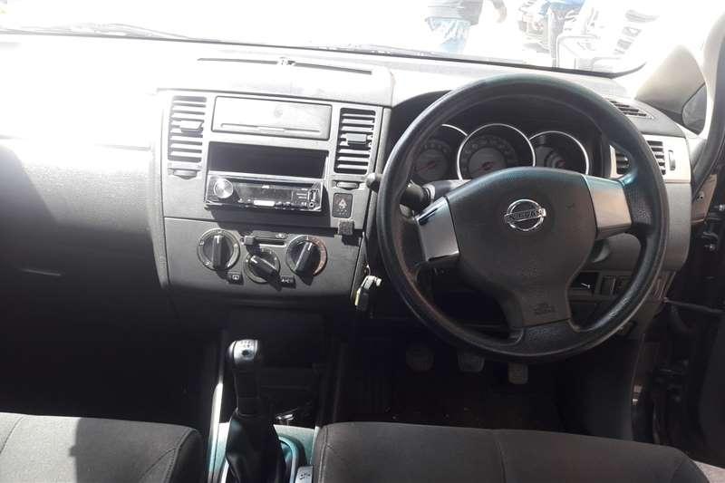 Nissan Tiida hatch 1.6 Acenta 2007