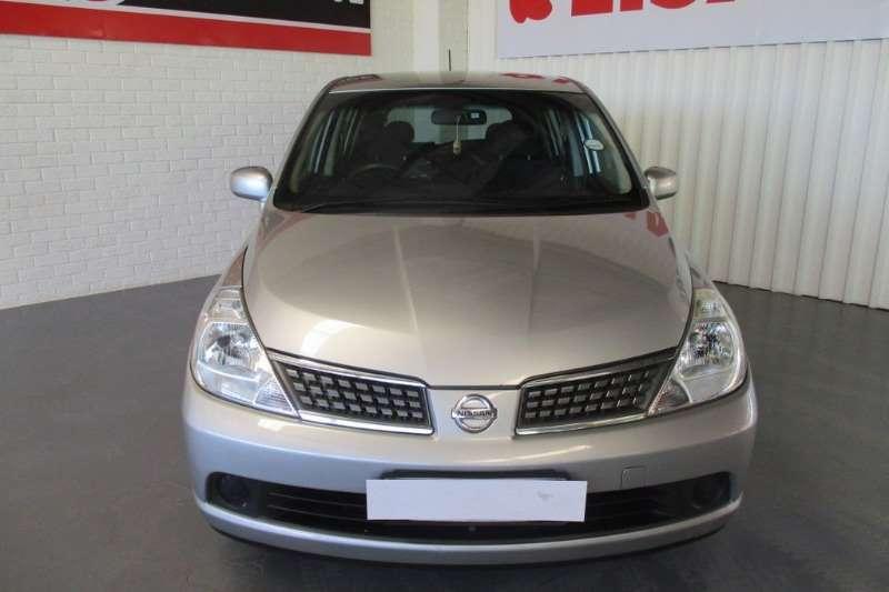 Nissan Tiida hatch 1.6 Acenta 2010