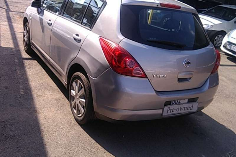 Used 2010 Nissan Tiida hatch 1.6 Acenta