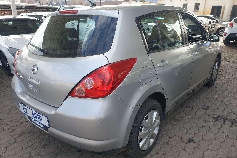 Used 2011 Nissan Tiida hatch 1.6 Acenta