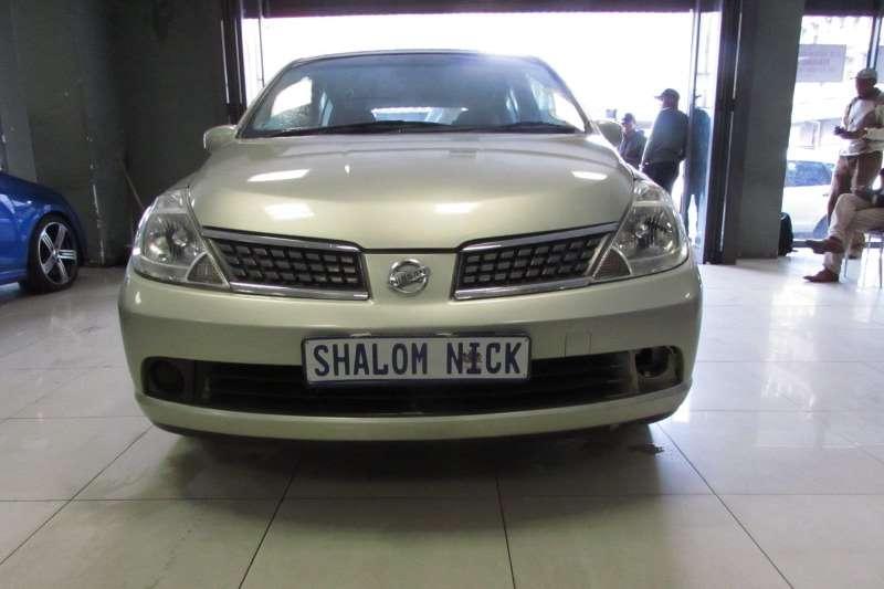 Nissan Tiida hatch 1.6 Acenta 2012
