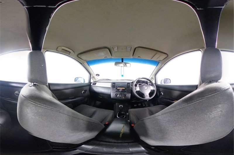 2009 Nissan Tiida Tiida hatch 1.6 Visia+