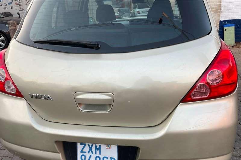 2019 Nissan Tiida Tiida hatch 1.6 Visia+