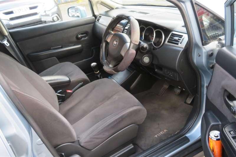 Nissan Tiida hatch 1.8 Acenta 2008