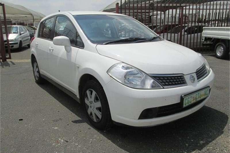 2013 Nissan Tiida hatch 1.6 Visia+