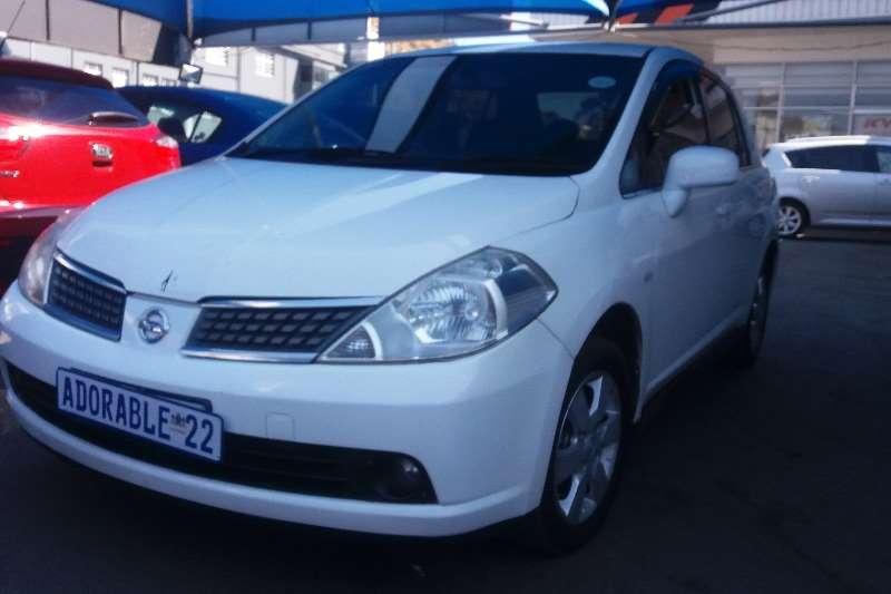 2012 Nissan Tiida sedan 1.8 Acenta
