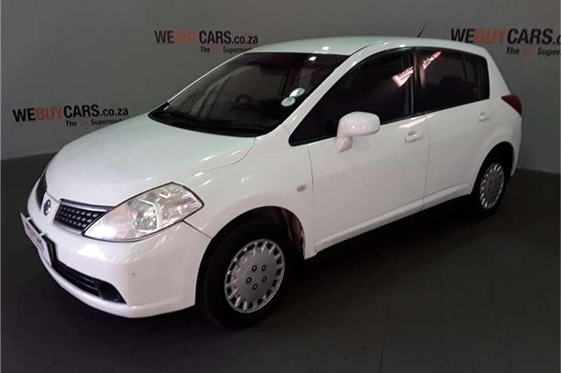 2010 Nissan Tiida hatch 1.6 Acenta